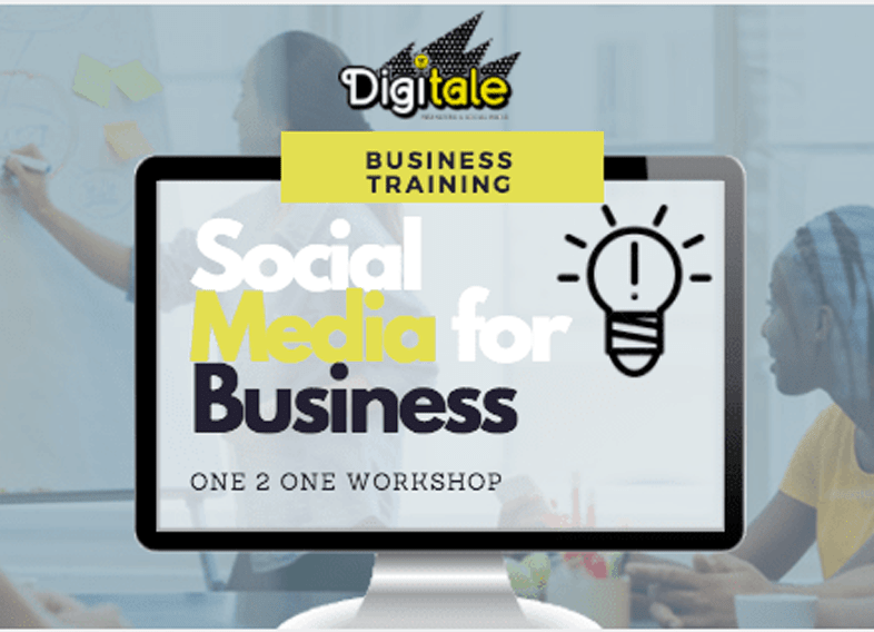 business training social media